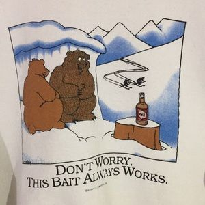 Vintage Bear Sweatshirt